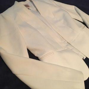 Jackets & Blazers - NWOT White Blazer